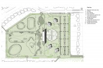 BSA - Kingston Park - Site Plan - 01