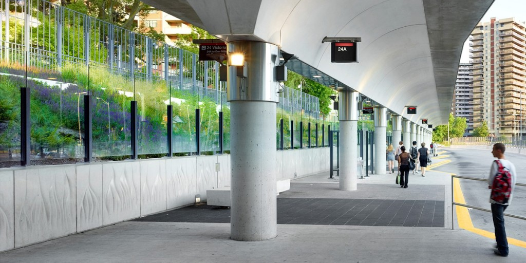Victoria Park Subway Station Revitalization Wins a National Urban Design Award