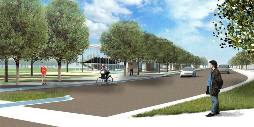 R A  Morrow Memorial Park Master Plan   Brown + Storey