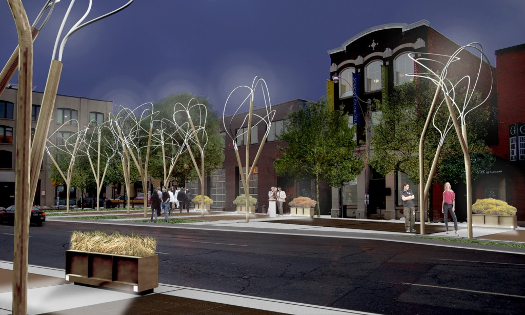 Richmond Street West Conceptual Design | Brown + Storey ...