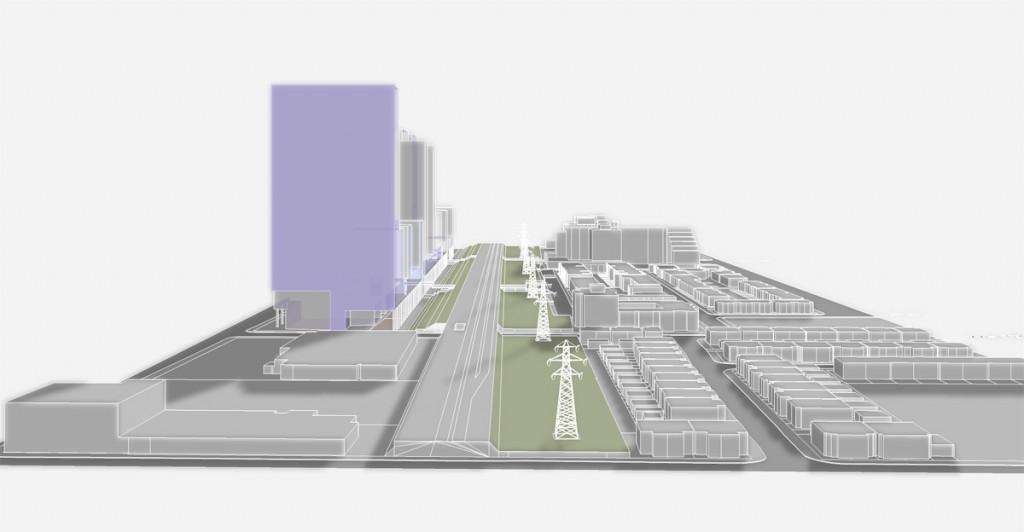 Exploring Rail-Adjacent Development Alternatives